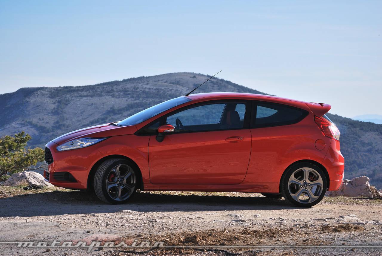 Foto de Ford Fiesta ST (presentación) (6/48)