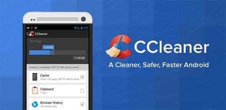 CCleaner llega a Android de forma de beta privada