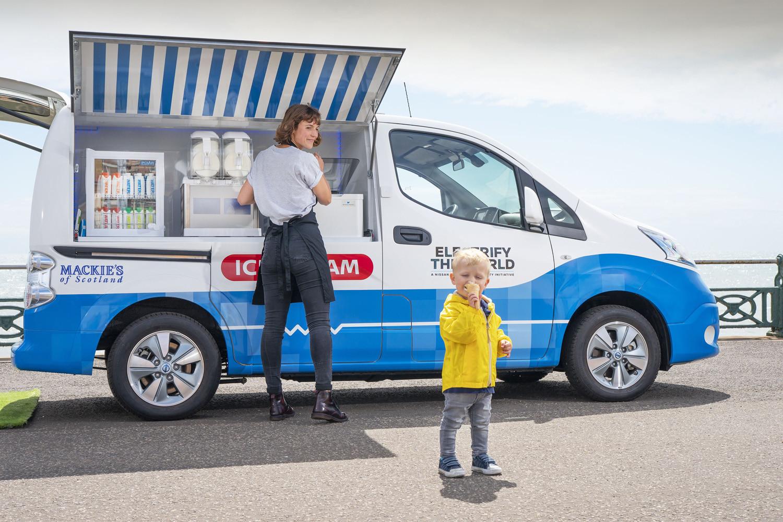 Foto de Nissan NV200 Ice-Cream Van (8/17)