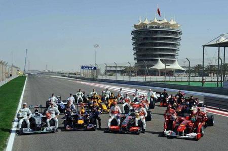 El príncipe de Bahréin tendrá que decidir si se disputa el Gran Premio de su país