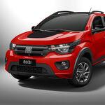 El Fiat Mobi 2021 mejora su equipamiento en México: estos son sus precios