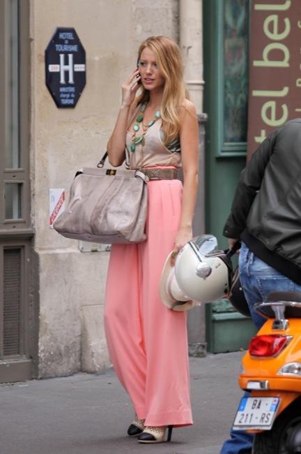Foto de Todos los últimos looks de Blake Lively: una Gossip Girl en París (25/34)