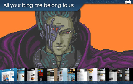 All your blog are belong to us (I)