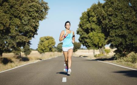 Running-girl