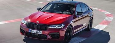 El BMW M5 2021 actualiza rostro y tecnología: 625 hp para un sedán que eriza la piel