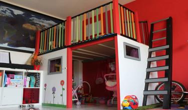 Hazlo tú mismo: una casa de madera para que jueguen los niños