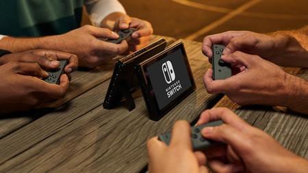 Nintendo Switch Jugando