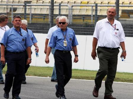 La FIA analiza aplicar un nuevo sistema de penalizaciones