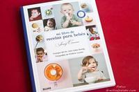 'Mi libro de recetas para bebés': algo más que un recetario