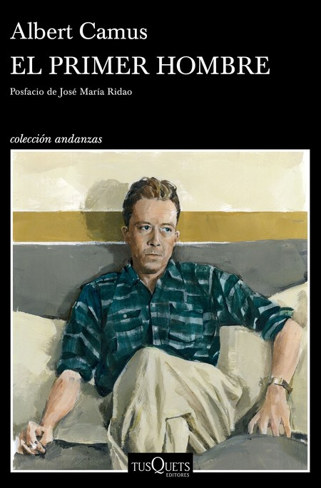 Portada El Primer Hombre Albert Camus