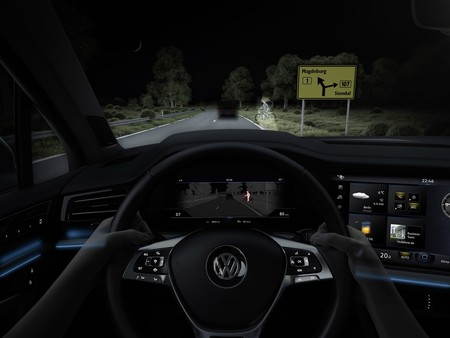 Vw Touareg Night Vision 2 2