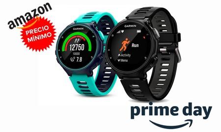 Más barato que nunca: el reloj deportivo Garmin Forerunner 735XT ahora en Amazon por sólo 169,95 euros por el Prime Day