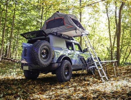 Ford Bronco Overland 7