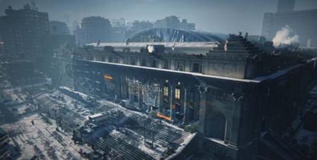 Comparan la ciudad de Manhattan real con la de The Division