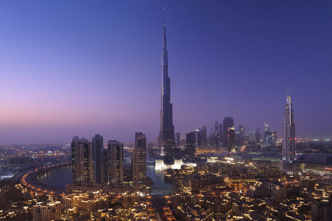 Dubai Shopping Festival 2013