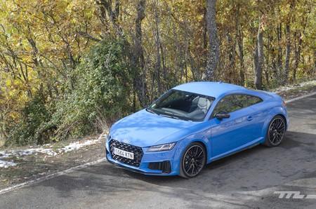 Audi Tt 2019 Prueba 003