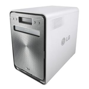 LG N4B1, el NAS con Blu-Ray llega a España