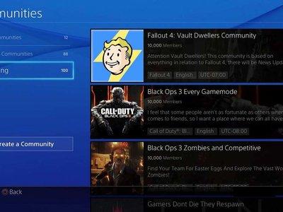 La aplicación de comunidades en PlayStation ya se encuentra disponible para iOS y Android