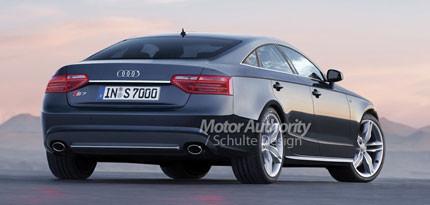 Audi S7 2009, nuevos renders más realistas