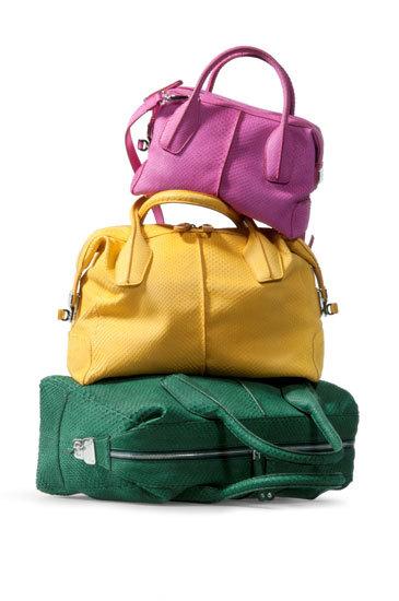 Tod's D-Bag, nuevos modelos Primavera/Verano 2012