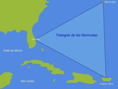 Desmontando mitos viajeros: en el triángulo de las Bermudas no se producen más accidentes