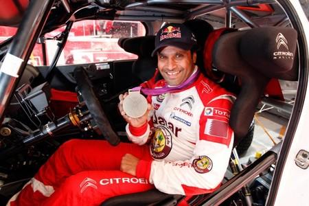 Nasser Al-Attiyah podría estar pensando en abandonar el WRC