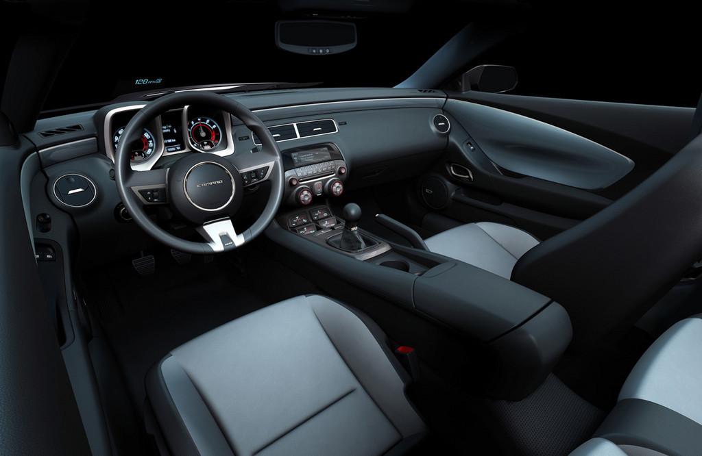 Foto de 2010 Chevrolet Camaro (51/56)