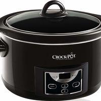 Oferta del día en la olla de cocción lenta Crock-Pot SCCPRC507B-050: hasta medianoche cuesta 35,99 euros