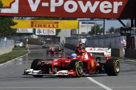 Ferrari llega al Gran Premio de Europa cargada de novedades