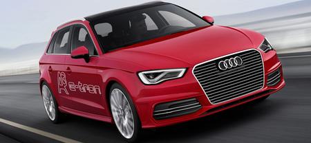 Audi A3 e-tron, otro híbrido enchufable para Ginebra