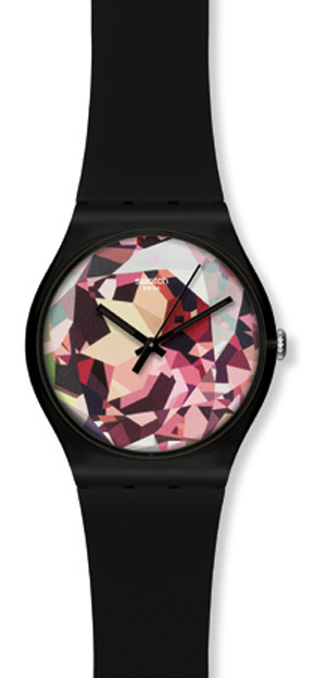 Mathie Mercier para Swatch: reloj The Stone From Your Heart