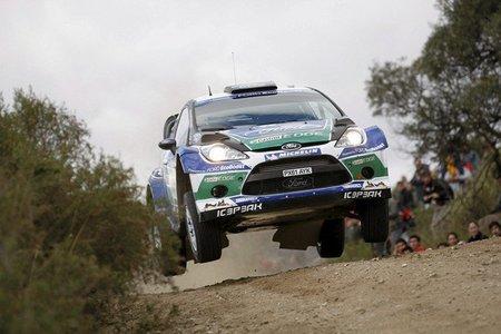 Ford se plantea seriamente cambiar el WRC por el IRC