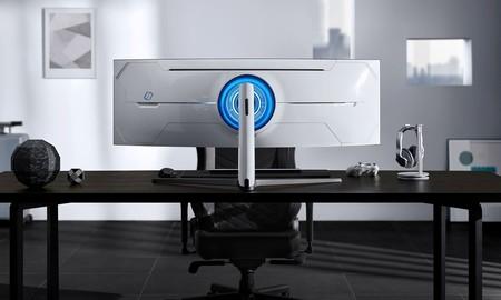 Samsung anuncia la disponibilidad de los monitores Odyssey G9 y Odyssey G7: Pantalla QLED aún más curvada y un llamativo diseño