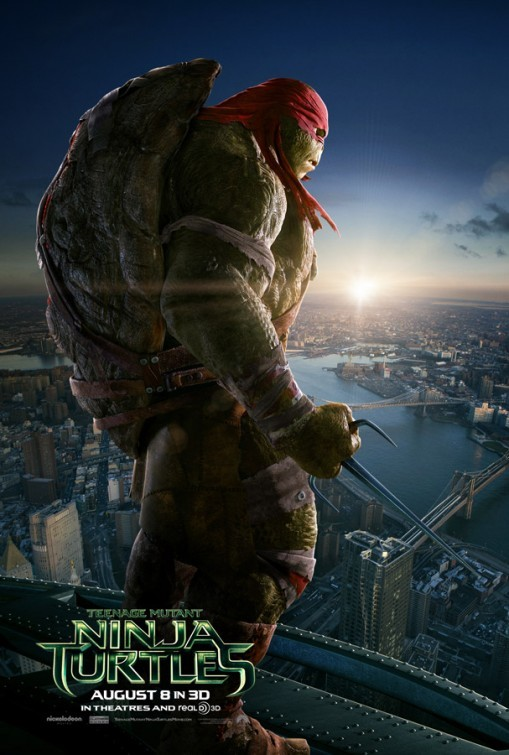Foto de Carteles de 'Ninja Turtles' (1/4)