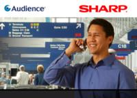 Sharp SH705iII y Audience A1010 contra el ruido