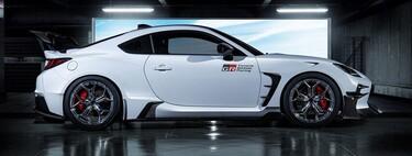 Toyota GR 85 estrena traje deportivo gracias a Gazoo Racing
