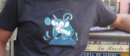Unai, el mono samurai