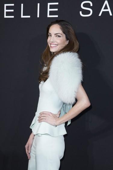 Elie Saab quiere a nuestras chicas más estilosas en su desfile de Alta Costura en París
