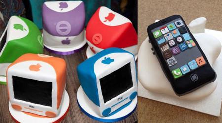 Las trece mejores tartas inspiradas por Apple