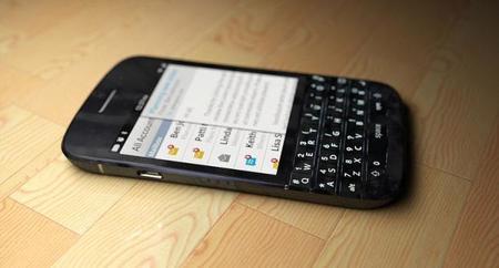 BlackBerry buscaría fabricar un smartphone dirigido al sector médico