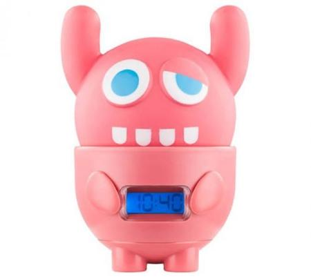 Pop Clocky es un despertador que conseguirá que los peques se levanten a tiempo
