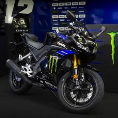 Foto 9 de 10 de la galería yamaha-yzf-r125-monster-energy-yamaha-motogp-2019 en Motorpasion Moto