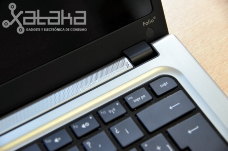 HP Folio 13 sonido Dolby