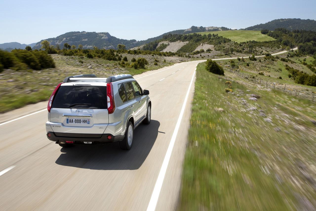 Foto de Nissan X-Trail 2010 (20/32)
