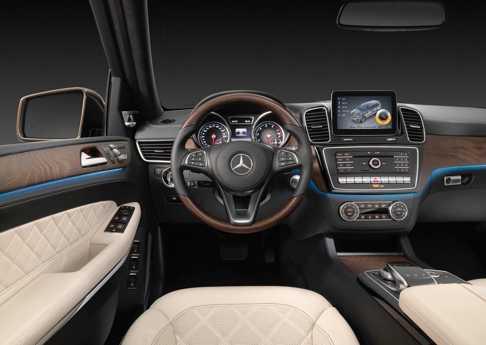 Foto de Mercedes-Benz GLS (20/25)
