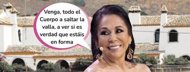La Guardia Civil se presenta en Cantora: Isabel Pantoja, citada a declarar por su deuda de 76.000 euros con Loli 'la quiosquera'