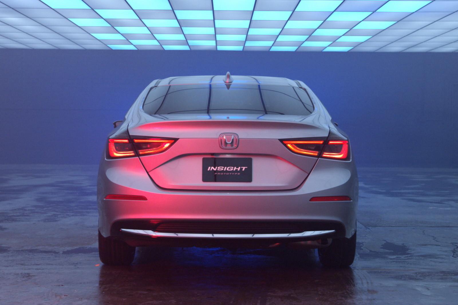 Foto de Honda Insight Prototype (12/14)