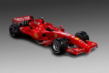 El Ferrari de 2008 será renovado por completo