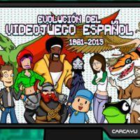 35 años de desarrollo de videojuegos en España condensados en un vídeo