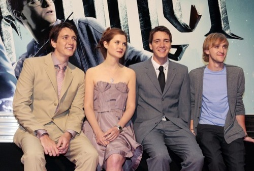 Bonnie Wright de Harry Potter ¿la nueva Emma Watson?